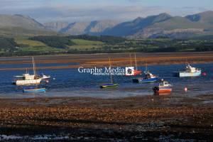 Boats On Estuary